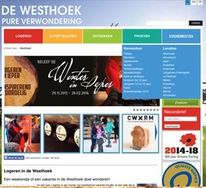 West-Vlaanderen Province de Flandre Occidentale